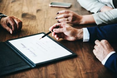 Juridische procedure - Money Management